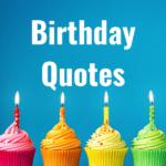 44 Birthday Quotes