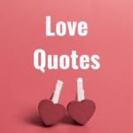 44 Love Quotes
