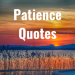 33 Patience Quotes